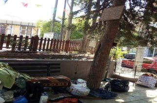 Ανάστατοι γονείς και μαθητές του 3ου Δημοτικού σχολείου Αλεξανδρούπολης. Εστία μόλυνσης στο προαύλιο