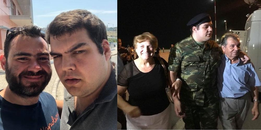 Ο κολλητός φίλος του Δημήτρη Κούκλατζη ταξίδεψε στη Θεσσαλονίκη να τον συναντήσει