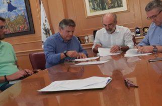 Υπεγράφη η σύμβαση του έργου «Κατασκευή Χώρου Υγειονομικής Ταφής Υπολειμμάτων Αλέξανδρούπολης