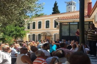 """Κομοτηνή: Συγκέντρωση στήριξης του νόμιμου μουφτή που """"καταργεί"""" η Κυβέρνηση"""