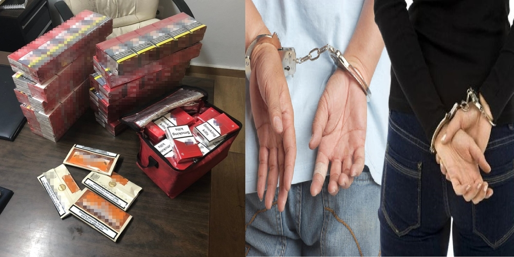 Αλεξανδρούπολη: Σύλληψη άνδρα και δυο γυναικών για σωρεία κλοπών και λαθραία τσιγάρα