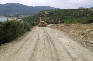 ΕΠΙΤΕΛΟΥΣ: Με καθυστέρηση 8 χρόνων ξεκινάει ο δρόμος παραλίας Μαρώνειας-Πετρωτών