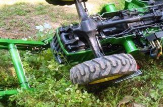 ΤΡΑΓΩΔΙΑ ΣΤΟΝ ΕΒΡΟ: Νεκρός αγρότης 54 χρόνων. Τον καταπλάκωσε το τρακτέρ