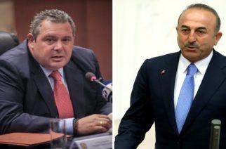 Τουρκικό Υπουργείο Εξωτερικών κατά Καμμένου: Είναι ανεύθυνος και επιπόλαιος