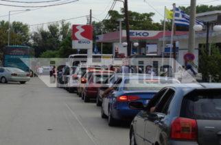 Ουρά τα αυτοκίνητα σήμερα στις Καστανιές – Οι Ελληνες πάνε ξανά στην Τουρκία για ψώνια