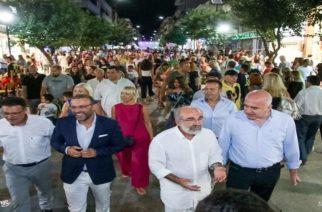 Αλεξανδρούπολη: «Λευκή νύχτα» με 35.000 επισκέπτες και αύξηση πωλήσεων 20%