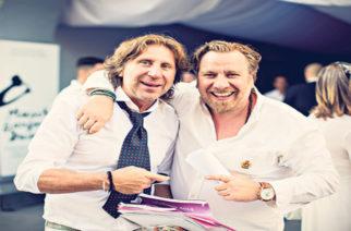 Ένας Εβρίτης επιχειρηματίας, έχει μεταφέρει τα πανάκριβα πάρτι της Μυκόνου στην… Ελβετία