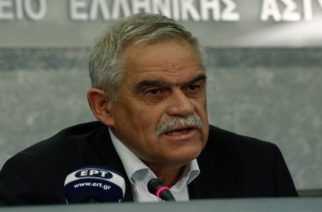 Τέλος ο Εβρίτης γαμπρός Νίκος Τόσκας από υπουργός. Έγινε δεκτή η παραίτηση του