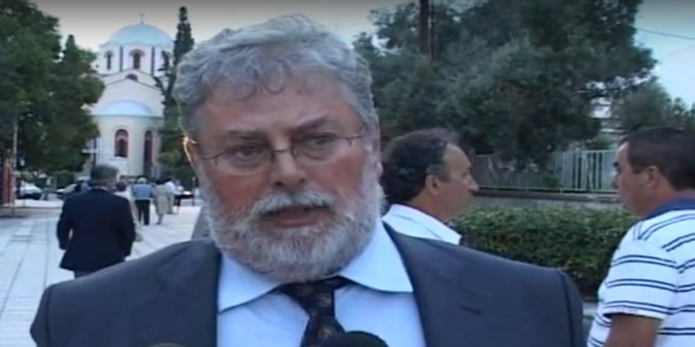 Ο πρώην Πρύτανης του ΔΠΘ Κωνσταντίνος Σιμόπουλος προστέθηκε στη λίστα υποψήφιων Περιφερειαρχών