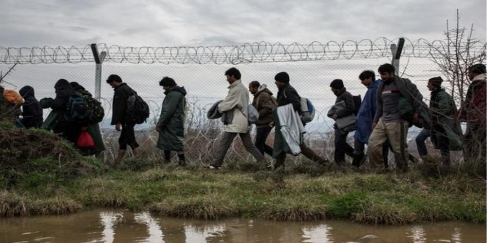 Διπλάσια ροή λαθρομεταναστών τον Αύγουστο στον Έβρο σε σχέση με πέρυσι