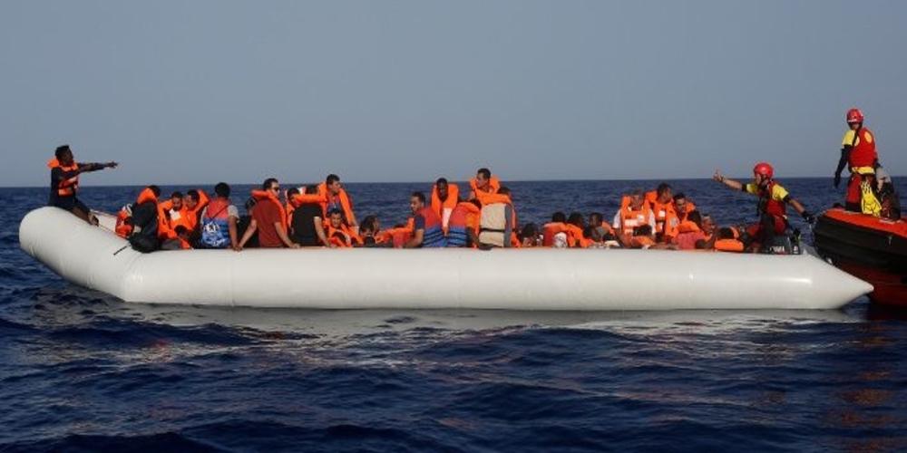 Έρχονται και απ' τη θάλασσα στον Έβρο οι λαθρομετανάστες. Το Λιμενικό διέσωσε 33 έξω απ' την Αλεξανδρούπολη