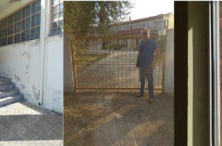 Αλεξανδρούπολη: Απαράδεκτες συνθήκες για μαθητές και εκπαιδευτικούς στο Γυμνάσιο Άνθειας. ΕΠΙΤΟΠΙΟ ΡΕΠΟΡΤΑΖ