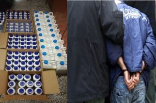"""Ορεστιάδα: """"Καμπάνες"""" σε 49χρονο απόστρατο και δυο Βούλγαρους για φυτοφάρμακα και τσιγάρα απ' την Τουρκία"""