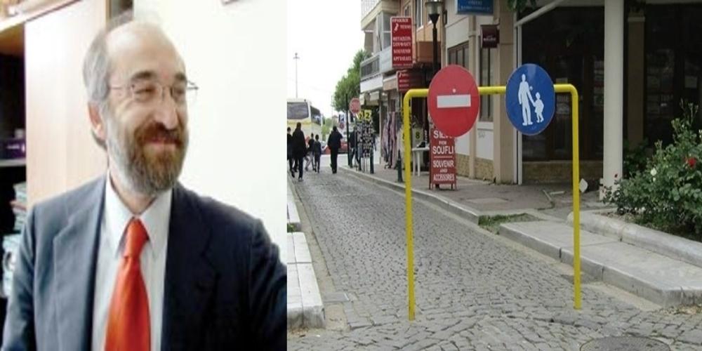 Λαμπάκης: Αντιδρούν στην πεζοδρόμηση της Κύπρου όσοι έχουν επιχειρηματικά συμφέροντα