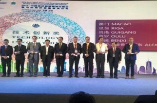 Διεθνής διάκριση για Φαλέκα και Δήμο Αλεξανδρούπολης