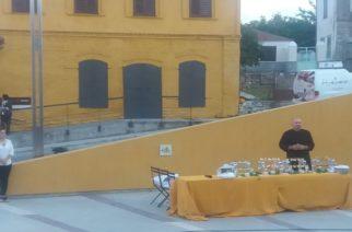 """Μουσείο Μετάξης: Ο Εβρίτης σεφ Κώστας Τερζούδης """"πάντρεψε"""" αρμονικά παράδοση και σύγχρονη μαγειρική"""