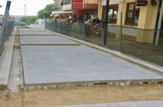 ΕΚΤΑΚΤΟ: Υποβλήθηκαν ασφαλιστικά μέτρα και σταμάτησαν τα έργα πεζοδρόμησης της οδού Κύπρου