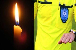 """ΚΑΛΟ ΤΑΞΙΔΙ Νίκο Ντοσίδη: """"Έφυγε"""" ο 21χρονος Θρακιώτης διαιτητής που χαροπάλευε στην εντατική"""