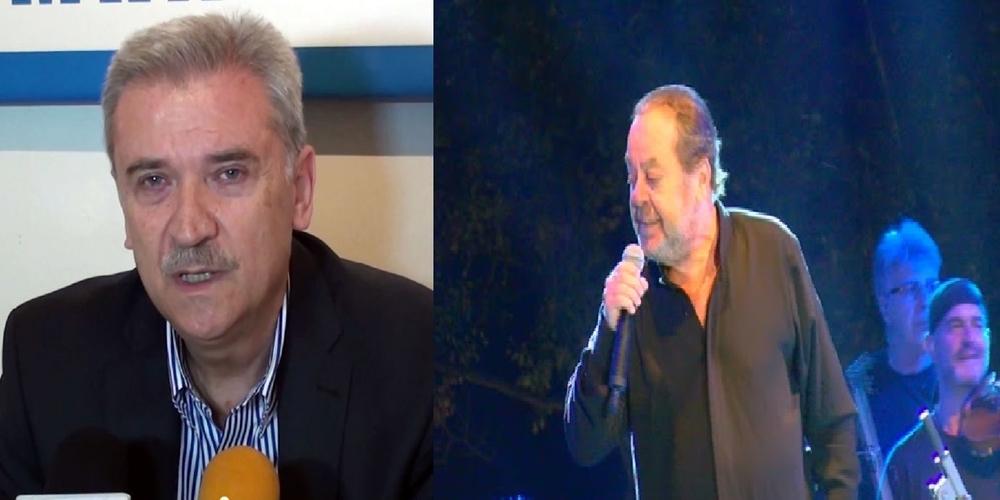 """Τ.Αρβανιτίδης (για Γιορτή Κρασιού): """"Δεν ήρθε ο κόσμος που περιμέναμε στις συναυλίες των γνωστών τραγουδιστών"""""""