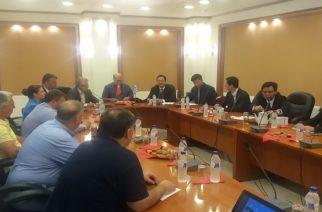 Σουφλί: Αδελφοποίηση με την κινεζική πόλη του μεταξιού Huzhou και προοπτικές πολύπλευρων συνεργασιών(φωτορεπορτάζ)