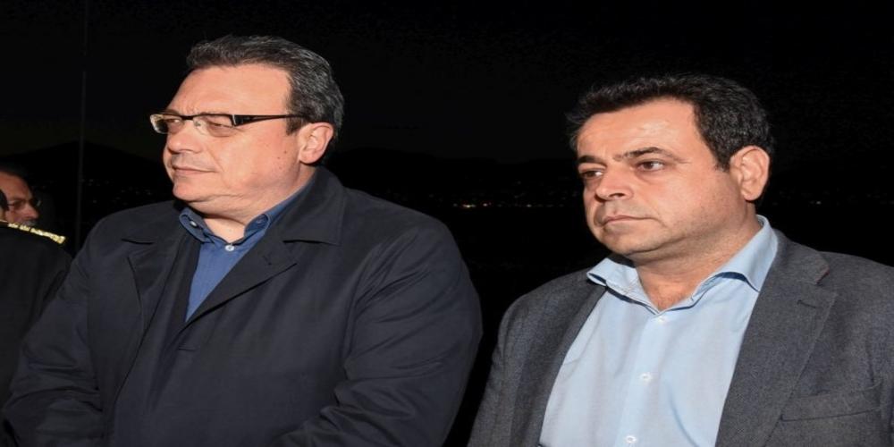 Στη Σαμοθράκη οι Αναπληρωτές υπουργοί Σ.Φάμελος και Ν.Σαντορινιός. Το αναλυτικό πρόγραμμα της επίσκεψης