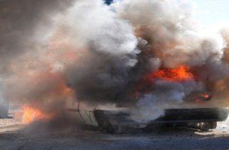 Σε εμπρησμό καταγγέλει ότι οφείλεται η πυρκαγιά σε εργοστάσιο της Αλεξανδρούπολης ο ιδιοκτήτης του