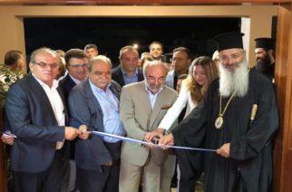Άνοιξε τις πύλες της χθες με τα επίσημα εγκαίνια η 23η Πανέβρια Αγροτική Έκθεση Φερών