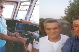 ΜΠΡΑΒΟ: Ο Εβρίτης Χρήστος Τυρμπάκης, στα 51 του χρόνια έγινε φοιτητής του ΤΕΙ Θεσσαλονίκης