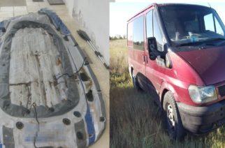 Γέμισαν την βάρκα με λαθρομετανάστες στην… Γεμιστή Φερών δυο διακινητές, αλλά συνελήφθησαν
