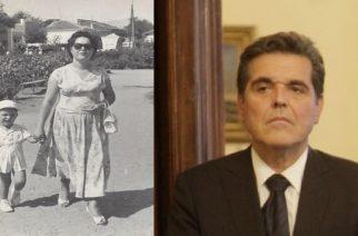 """Βαρύ πένθος για τον πρώην υφυπουργό και βουλευτή Αλέκο Δερμεντζόπουλο. """"Έχασε"""" τη μητέρα του"""