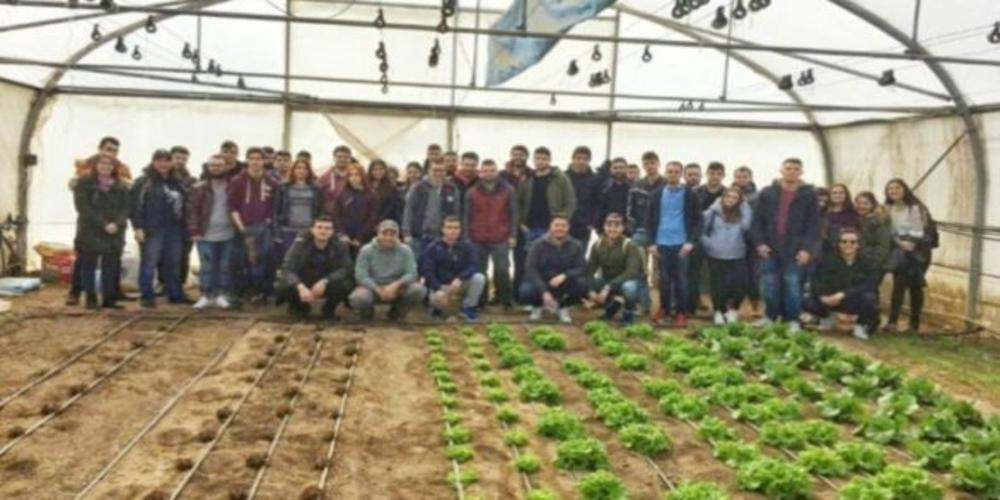 Προτάσεις για συνεργασία με τους αγρότες, καταθέτει το Τµήµα Γεωπονικής Ορεστιάδας