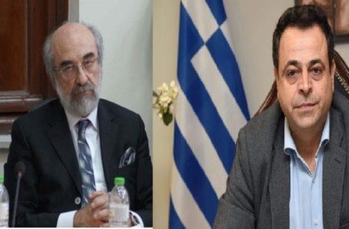 """Σαντορινιός: «Δεν υπάρχει σχεδιασμός για Λιμενική Ακαδημία στην Αλεξανδρούπολη""""-Βαγγέλη τα 'μαθες τα νέα;"""