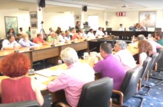 """Ορεστιάδα-Σύσκεψη: """"Μαύρος χειμώνας"""" απ' την οικονομική καταστροφή των αγροτών, αν δεν αποζημιωθούν"""