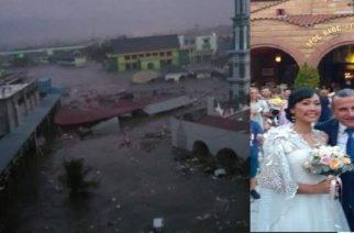 Δεν κινδύνεψε στην Ινδονησία ο Ορεστιαδίτης Παναγιώτης Πεντεφράγκας απ' τον σεισμό 7,5 R και το τσοουνάμι