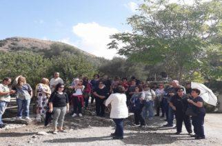 """Ατρόμητες Βυσσιώτισσες. Ο κυκλώνας """"Ζορμπάς""""… χτυπάει την Κρήτη, αλλά ο Σύλλογος Γυναικών πήγε εκεί εκδρομή"""