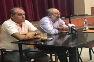 Επίθεση Λαμπάκη: Τρία-τέσσερα άτομα προκαλούν για το Σφαγείο των Φερών, για προεκλογικούς λόγους