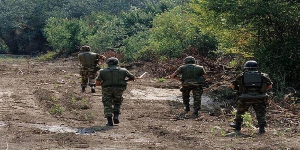 ΤΩΡΑ: Παραμένει σε ΕΠΙΦΥΛΑΚΗ ο στρατός στον Έβρο, μετά την σύλληψη των δύο Τούρκων στρατιωτικών