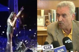 """Αρβανιτίδης για εκδηλώσεις ΑΡΔΑ: """"Η συναυλία της Πάολα κόστισε 35.000 και ο ήχος 37.000 συν ΦΠΑ"""""""