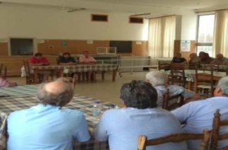 Ορεστιάδα: Καμμιά συγκεκριμένη δέσμευση δεν υπήρξε από τον Πρόεδρο της ΕΒΖ Ν.Παπαϊωάννου