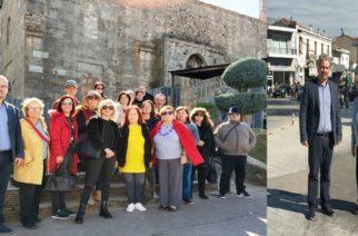 Κάτι κινείται: Επισκέπτες από τη Νέα Μάκρη Αθήνας στο Διδυμότειχο