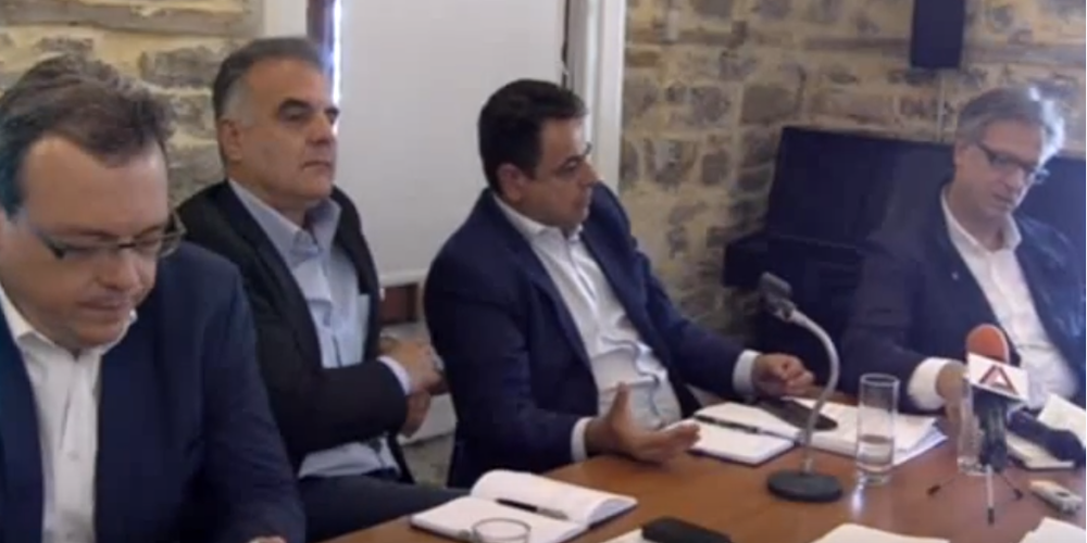 Μεταφορά σκουπιδιών Σαμοθράκης: Από άγνοια ή εσκεμμένη παραπληροφόρηση είπε ψέματα ο Αναπληρωτής υπουργός Ναυτιλίας Ν. Σαντορινιός