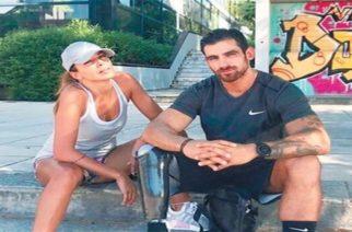 ΜΠΡΑΒΟ Ελενάρα: Η σχέση της συμπατριώτισσας μας τραγουδίστριας Ελένης Χατζίδου με τον Παραολυμπιονίκη Ετεοκλή Παύλου