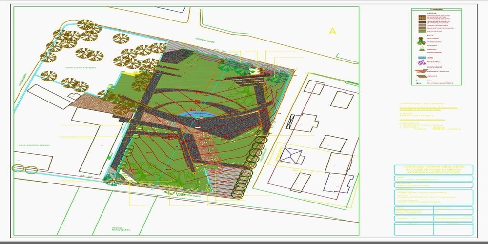 ΑΝΑ.Σ.Α: Πρόταση μεταφοράς του γηπέδου Ν.Χηλής και δημιουργία νέων δημοτικών κοιμητηρίων βόρεια του οικισμού