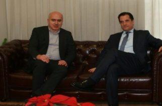 """Δήλωση υπέρ Μέτιου απ' τον Άδωνη Γεωργιάδη: """"Θα τον στηρίξω με όλες μου τις δυνάμεις"""" (ΒΙΝΤΕΟ)"""