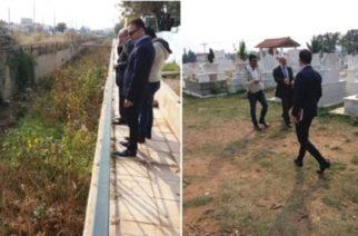 """Οκτώ χρόνια δήμαρχος Αλεξανδρούπολης, ο Β.Λαμπάκης, """"ανακάλυψε"""" χθες τα προβλήματα της οδού Άβαντος"""