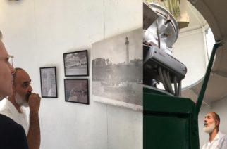 Πάιατ: Η επίσκεψη στον Φάρο, τα κόκκινα χαλιά, τα κρασιά Σαμοθράκης και τα… σουβλάκια
