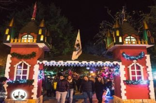 Αλεξανδρούπολη: Ξεκίνησαν οι προετοιμασίες για το στήσιμο του Πάρκου των Χριστουγέννων
