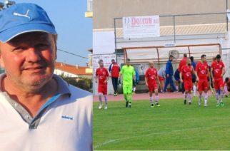 ΤΩΡΑ: Παρελθόν για τον Ορέστη Ορεστιάδας ο προπονητής Σάκης Ζησίδης