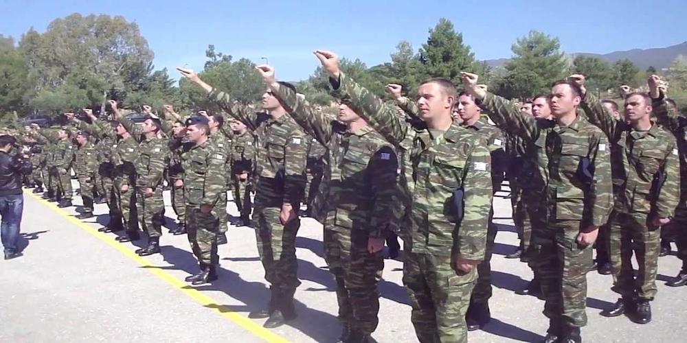 Ορκομωσίες νεοσυλλέκτων αύριο Παρασκευή στην ΧΙΙ Μεραρχία Πεζικού. Σε ποιά στρατόπεδα θα πραγματοποιηθούν