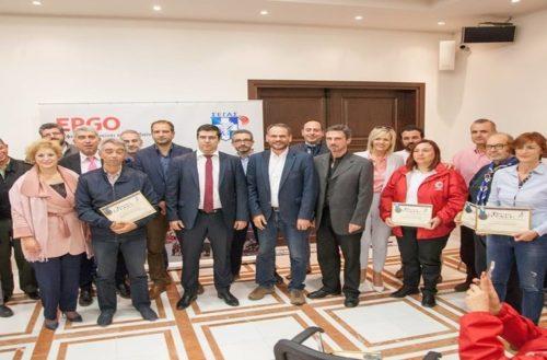 RUN Greece Αλεξανδρούπολης: Βράβευση εθελοντών, φορέων και της ομάδας του τελικού